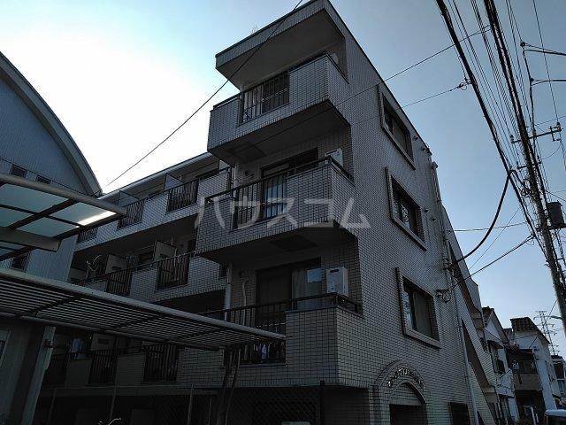 モナークマンション武蔵新城第Ⅰ外観写真