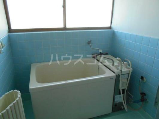 甲南ハウス 201号室の風呂