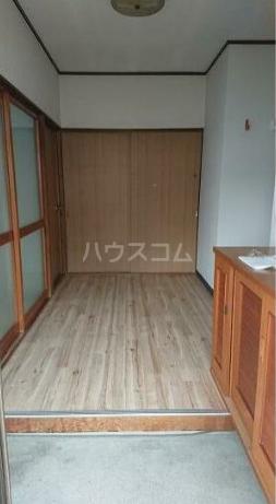 甲南ハウス 201号室の玄関