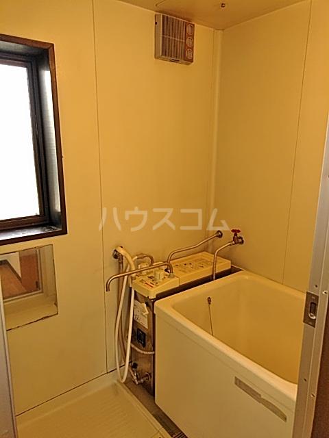 美富士ハイツB棟 202号室の風呂