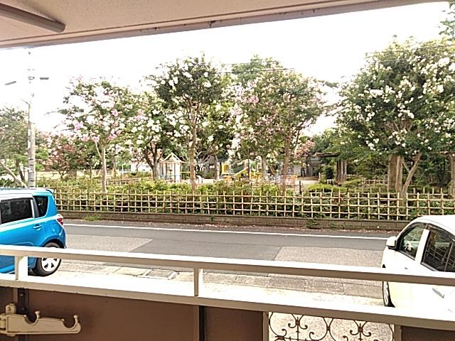 ヴァンベール・コジマ 103号室の景色