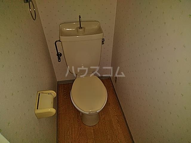 ヴァンベール・コジマ 103号室のトイレ