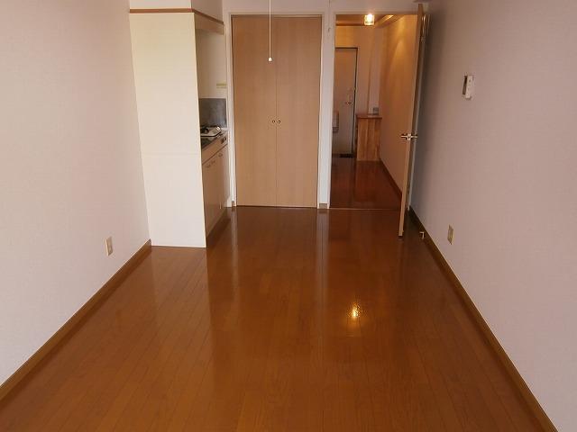 ゴールドマンション安井 418号室のベッドルーム