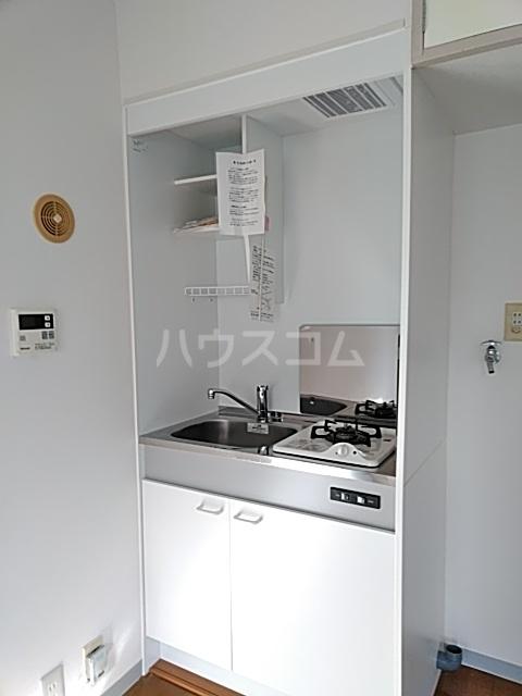 共栄ハイツ 206号室のキッチン