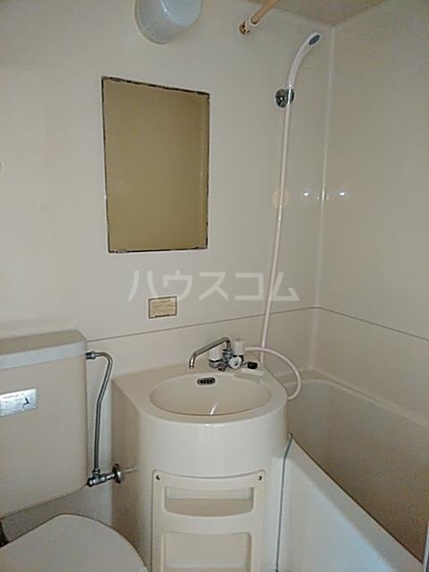 共栄ハイツ 206号室の風呂