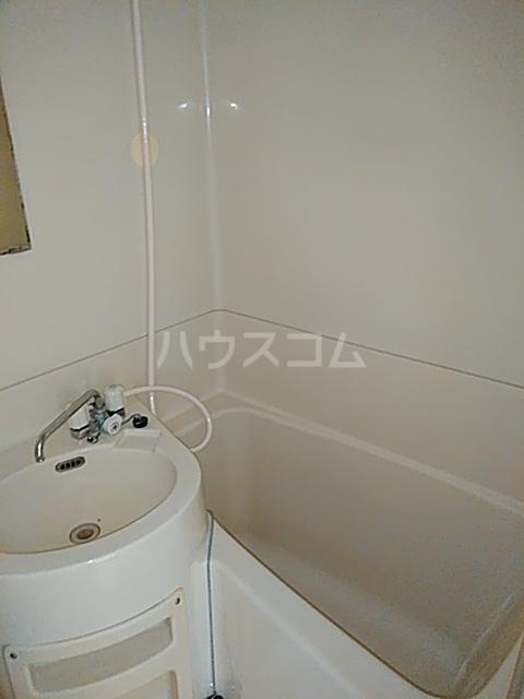 共栄ハイツ 206号室の洗面所