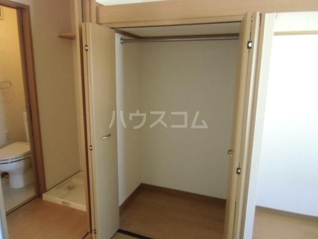 アドバンス落合 203号室の収納