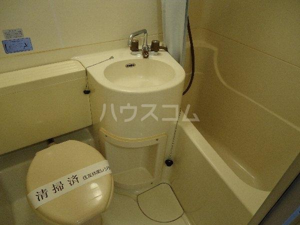 ホワイトハイツ東山 201号室の風呂