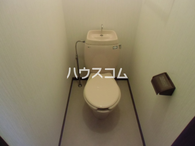 三立ハイツⅢ 203号室のトイレ
