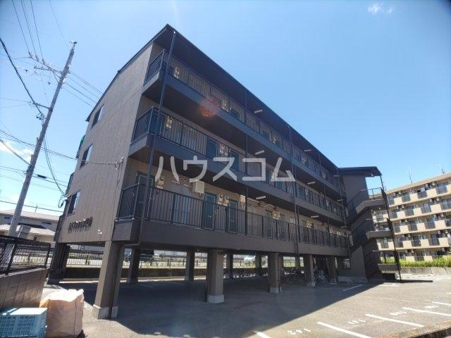 愛教マンション安井Ⅱ外観写真