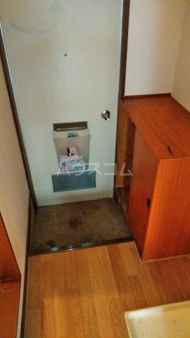 みやハイム大和 103号室の玄関