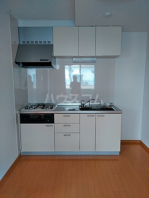 エスポワール西が丘 201号室のキッチン