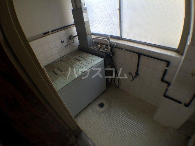 武田マンション 303号室の風呂