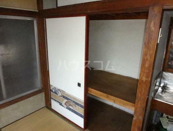 渡辺荘 201号室の収納