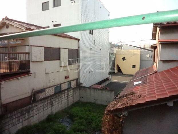 渡辺荘 201号室の景色