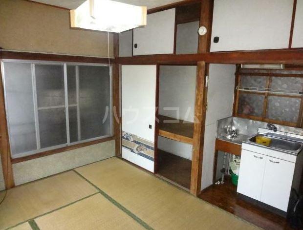 渡辺荘 201号室のベッドルーム