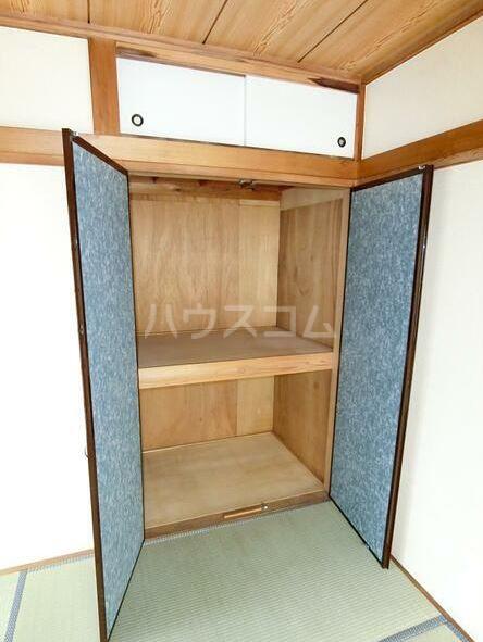 鈴木コーポ 201号室の収納