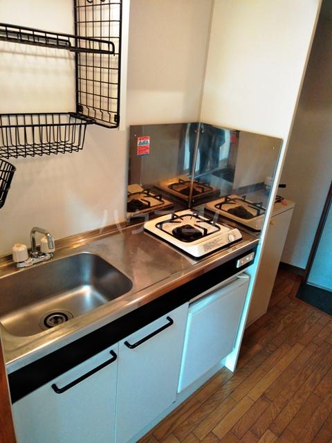 コーポ西谷 303号室のキッチン