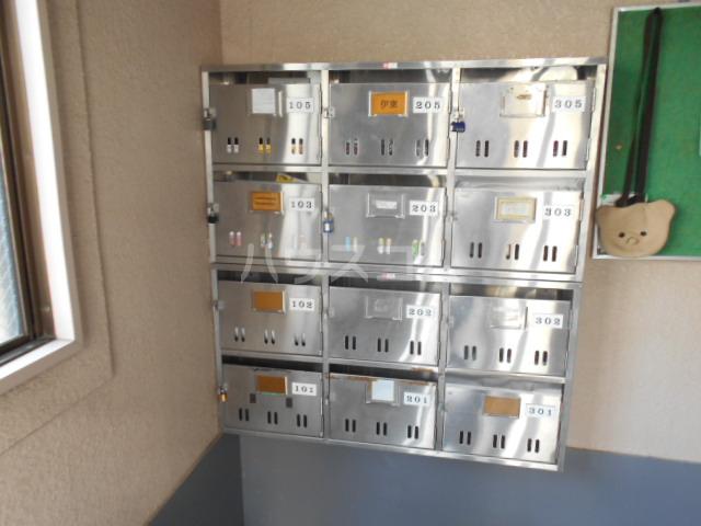 ストークマンション 301号室の設備