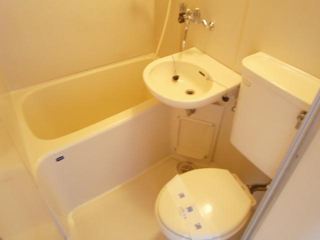 ライフピアエンブレム 105号室の風呂