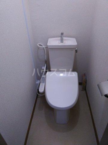 オオギマンション 102号室のトイレ