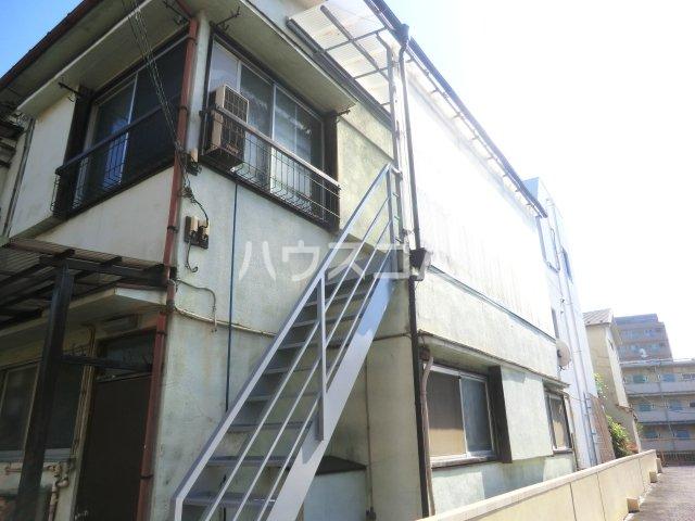 大島アパート 201号室のロビー