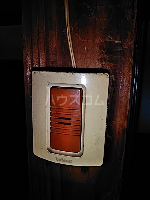岡本荘 202号室のセキュリティ