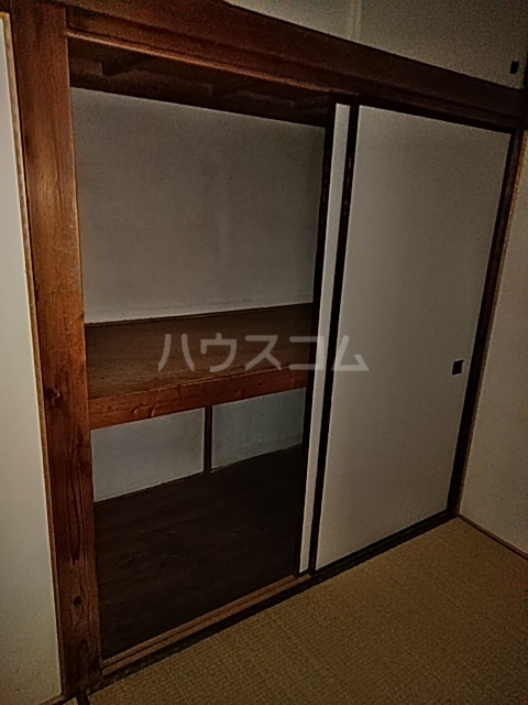 岡本荘 202号室の収納