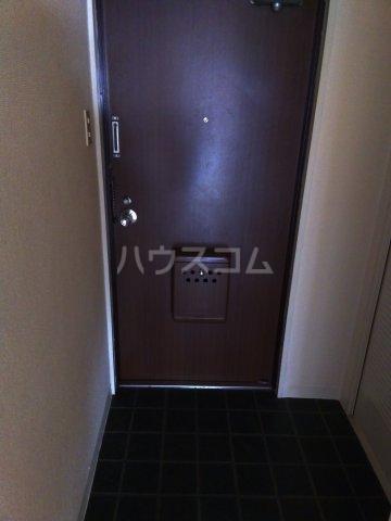ライオンズマンション大塚第2 602号室の玄関