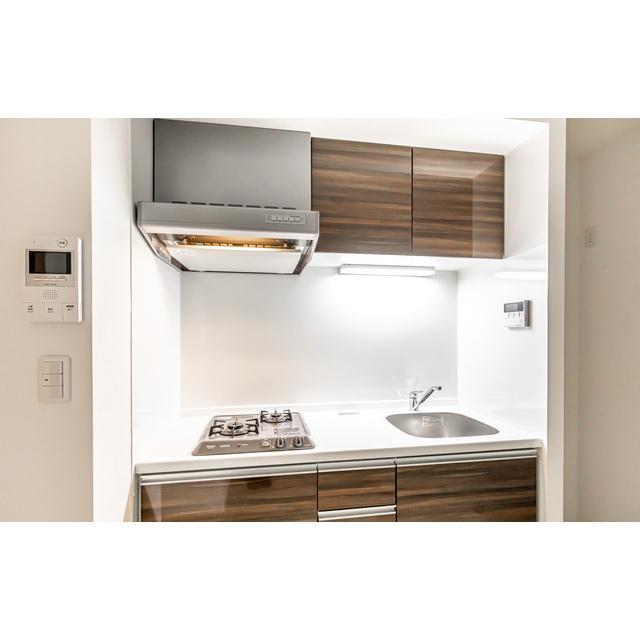 ウェルスクエアイズム巣鴨 302号室のキッチン
