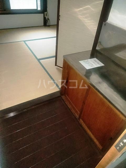 第一高野荘 103号室のキッチン