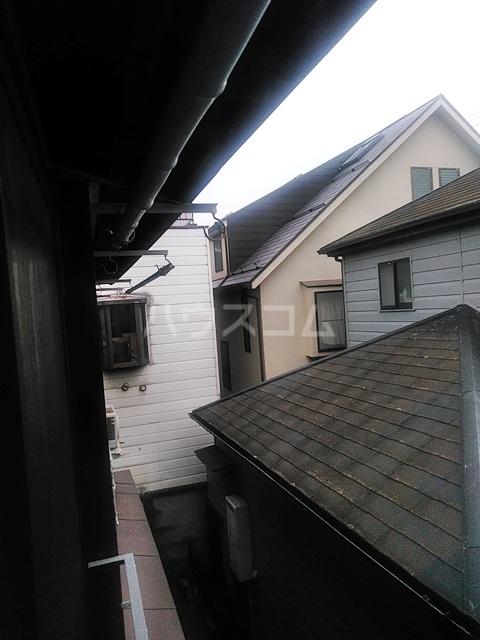 第一高野荘 103号室のバルコニー