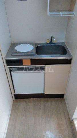 VISTA 202号室のキッチン