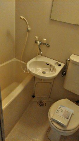VISTA 202号室の風呂