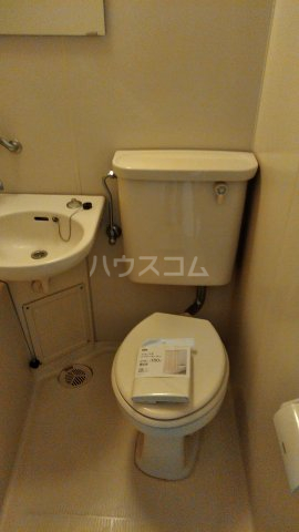 VISTA 202号室のトイレ