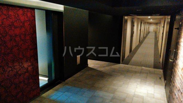 ROYGENT SUGAMO EAST 413号室のロビー