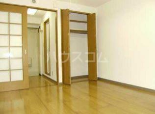 ソレイユ王子 203号室の収納