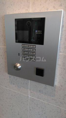 エルスタンザ王子神谷 1001号室のセキュリティ