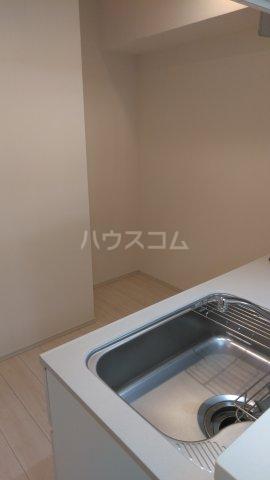 エルスタンザ王子神谷 1001号室のキッチン