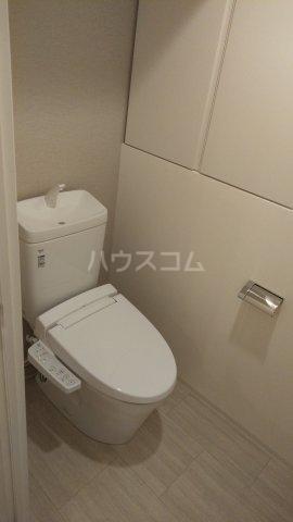 エルスタンザ王子神谷 1001号室のトイレ