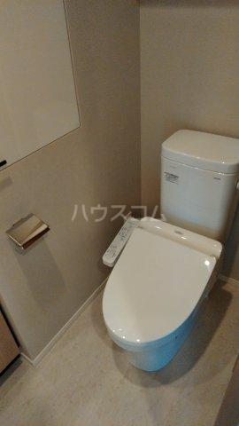 パークアクシス大塚ステーションゲートタワ 1706号室のトイレ