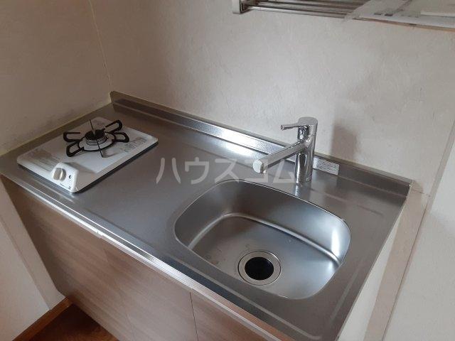 マーベラスハイム 301号室のキッチン