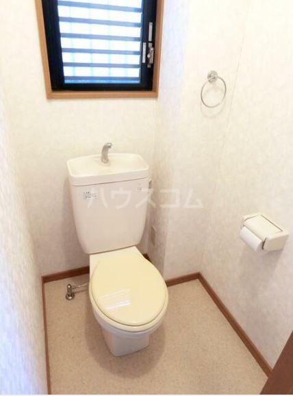 マーベラスハイム 301号室のトイレ