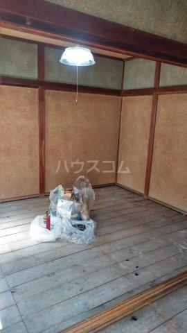 児玉荘 3号室の居室
