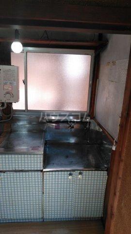 児玉荘 3号室のキッチン