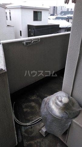 モンターニュ駒込 201号室のバルコニー