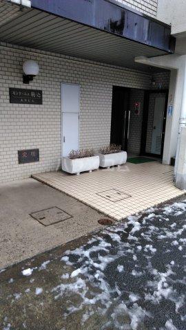 モンターニュ駒込 201号室の駐車場