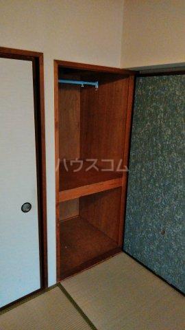 モンターニュ駒込 201号室の収納