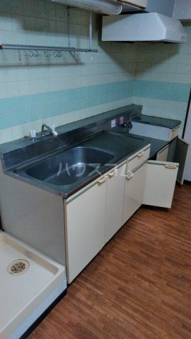 モンターニュ駒込 201号室のキッチン