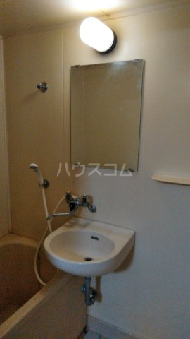 モンターニュ駒込 201号室の洗面所
